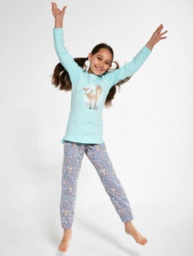 Piżama Cornette Young Girl 781/126 Roe 2 dł/r 134-164
