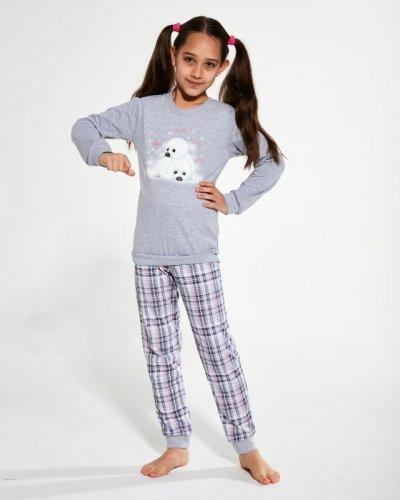 Piżama Cornette Young Girl 592/132 Seals dł/r 134-164