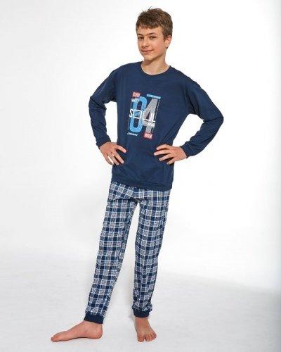 Piżama Cornette F&Y Boy 967/38 Soul dł/r 164-188