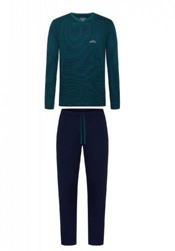Piżama Henderson 38367 Zion dł/r M-3XL