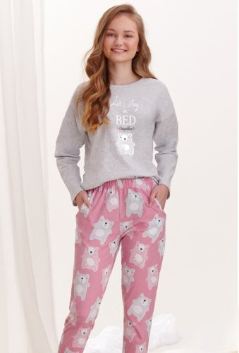 Piżama Taro Molly 2333 dł/r 146-158 Z'20
