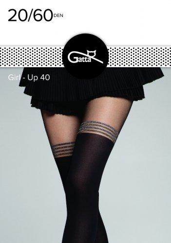 Rajstopy Gatta Girl-Up wz.40 20/60 den