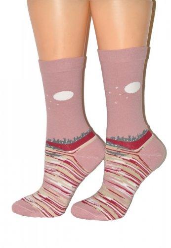 Skarpety PRO Women Socks 25616