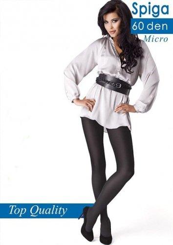 Rajstopy Mona Spiga 60 den 5-XL