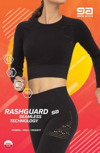 Koszulka Gatta 43009S Rashguard Fitness