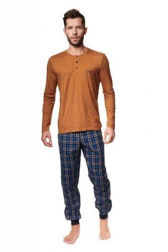 Piżama Henderson 39239 Max dł/r M-3XL
