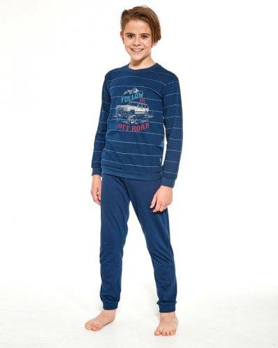 Piżama Cornette Young Boy 268/124 Follow Me 134-164