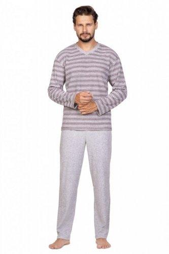 Piżama Regina 589 dł/r 2XL