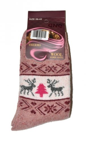 Skarpety Ulpio GNG 9926 Thermo Wool