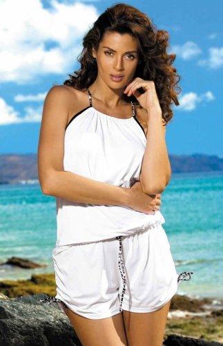 Tunika Leila Bianco M-312 biała (293)