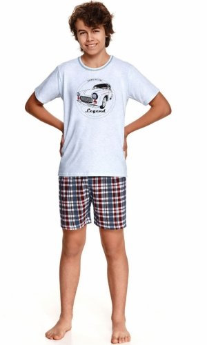 Piżama Taro Damian 1111 kr/r 146-158 L'21