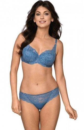Figi Damskie Ava 1559 2XL-3XL Blue