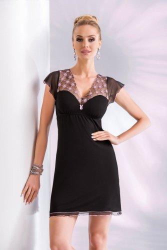 Donna Koszulka Paris Czarna