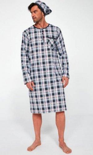 Koszula Cornette 110/06 654502 M-2XL dł/r męska