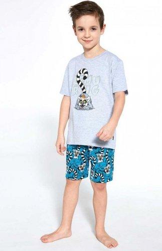 Piżama dziecięca Cornette Young Boy 790/95 Lemuring