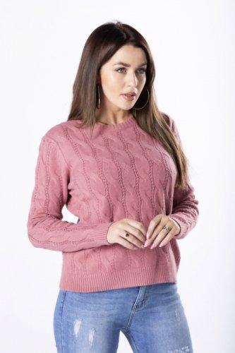 Sweterek Ramona M83049 Rose