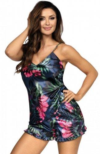 Piżama damska satynowa Donna Katie 02