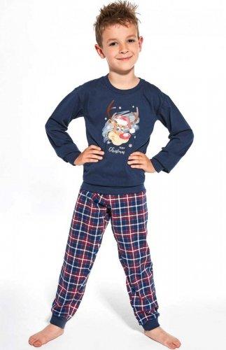 Piżama dziecięca Cornette Kids Boy 593/113 Reindeer