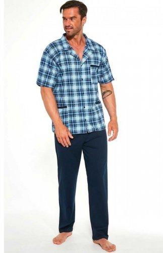 Rozpinana piżama męska Cornette 318/43