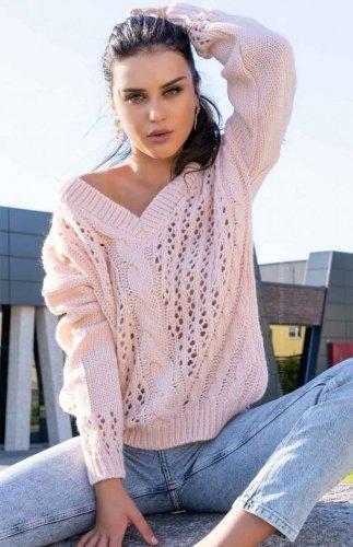 Sweter Nicaia Peach