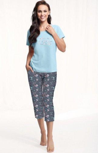 Piżama damska Luna 568 4XL