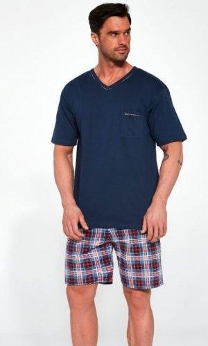Piżama Cornette 329/113 Steve kr/r M-2XL męska
