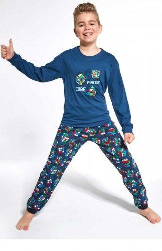 Piżama dziecięca Cornette Kids Boy 593/102 Cube Master