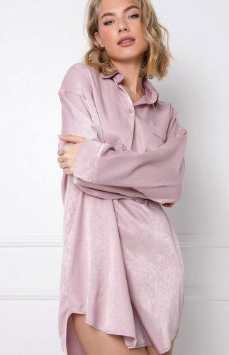 Koszula nocna satynowa Aruelle Lucy Nightdress