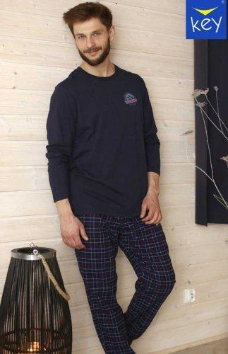 Piżama męska Key MNS 745 B21