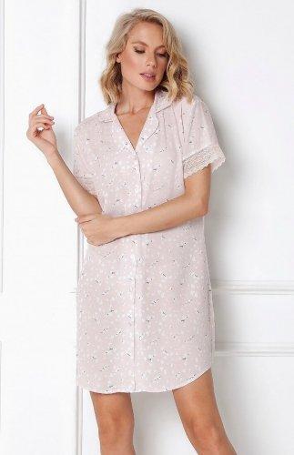 Koszula Aruelle Jennifer Nightdress kr/r XS-2XL