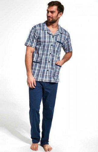 Piżama męska rozpinana Cornette 318/41