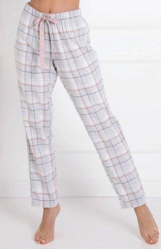 Spodnie piżamowe flanelowe damskie Aruelle Amalia