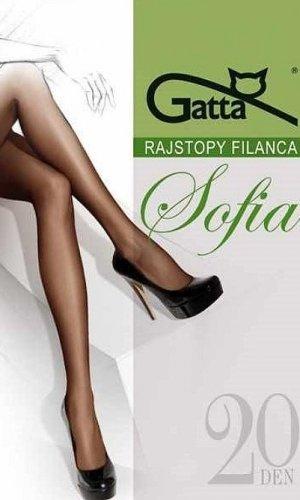 Rajstopy Gatta Sofia 20 den 3-4