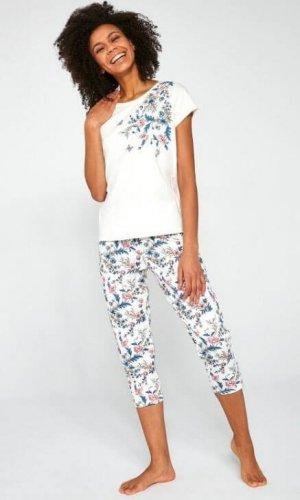Piżama Cornette 670/200 Sophie kr/r S-2XL damska