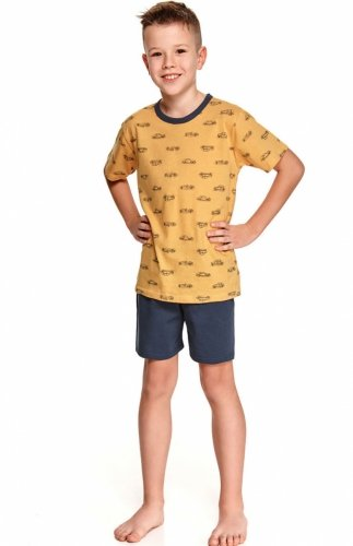 Piżama dziecięca Taro Max 390 92-116