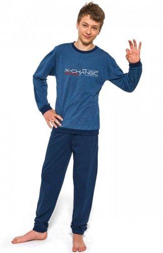 Piżama młodzieżowa Cornette F&Y Boy 989/37 Street Wear