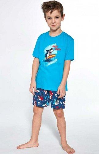 Piżama dziecięca Cornette Kids Boy 789/90 Shark