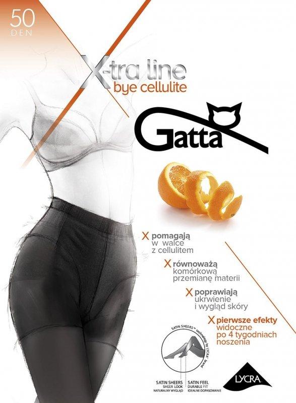 Rajstopy Gatta Bye Cellulite 50 den