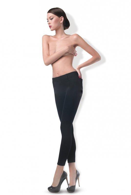 Spodnie Gatta Trendy Czarne 44458,44459