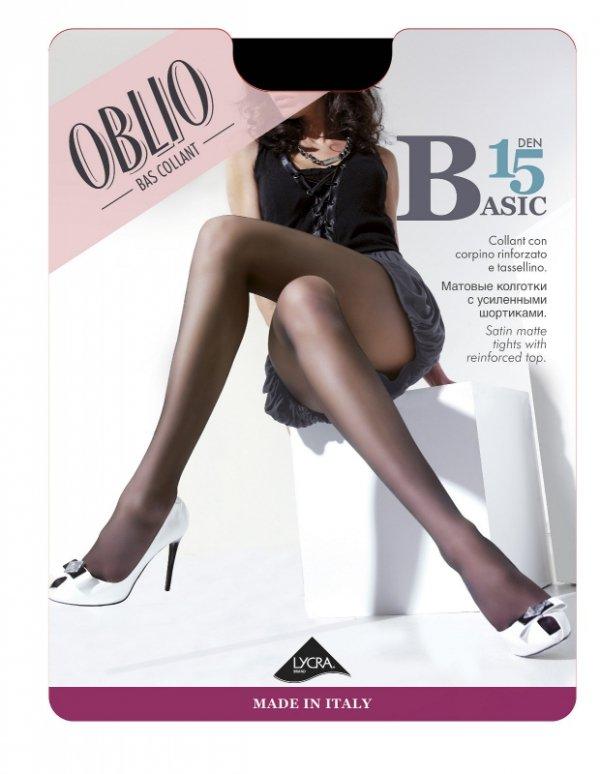 Rajstopy Oblio Basic 15 den 5XXL
