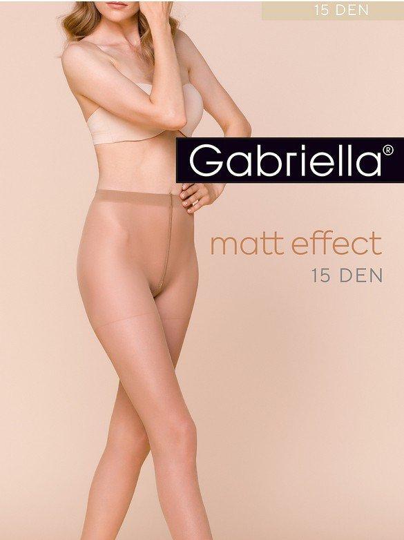 Rajstopy Gabriella Dita Matt 15 den 2-4
