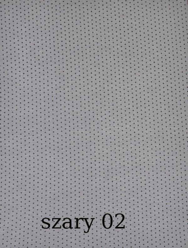 Koszula De Lafense 525 Kropki 3XL-4XL kr/r