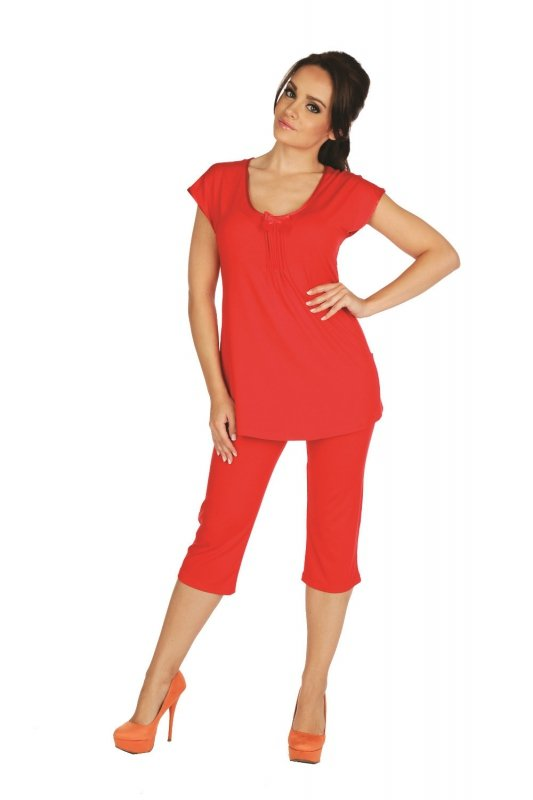 Piżama De Lafanse Visa 889 3XL-4XL