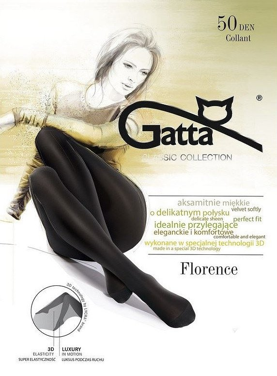 Rajstopy Gatta Florence 50 den