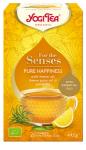 YOGI TEACzysta radośćPURE HAPPINESS z olejkami eterycznymi