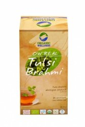 Herbata organiczna Tulsi Brahmi