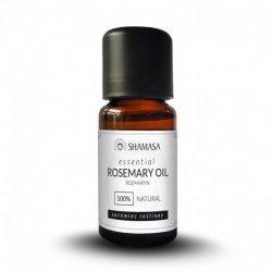 Rozmaryn esencja 100% - olejek eteryczny 15 ml, Shamasa