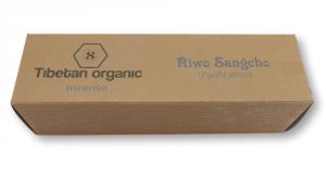 Organiczne kadzidła sznurkowe Riwo sangcho (oczyszczenie)