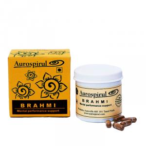 Brahmi – Aurospirul, 100kapsułek