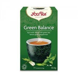 Yogi Tea Zielona Harmonia (Green Balance)